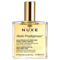 Huile Prodigieuse®- Huile Sèche Multi-fonctions Visage, Corps, Cheveux100ml à Blere