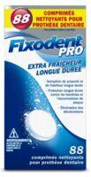 Fixodent Pro Comprimés Nettoyant Fraîcheur Longue Durée Pour Prothèse Dentaire B/88 à Blere