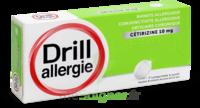 Drill 10 Mg Comprimés à Sucer Allergie Cétirizine Plq/7 à Blere