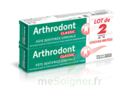 Pierre Fabre Oral Care Arthrodont Dentifrice Classic Lot De 2 75ml à Blere