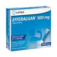 Efferalgan 500 Mg Glé En Sachet Sach/16 à Blere