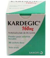 Kardegic 160 Mg, Poudre Pour Solution Buvable En Sachet à Blere