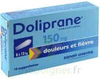 Doliprane 150 Mg Suppositoires 2plq/5 (10) à Blere