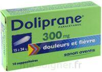 Doliprane 300 Mg Suppositoires 2plq/5 (10) à Blere
