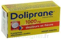 Doliprane 1000 Mg Comprimés Effervescents Sécables T/8 à Blere
