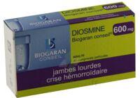 Diosmine Biogaran Conseil 600 Mg, Comprimé Pelliculé à Blere