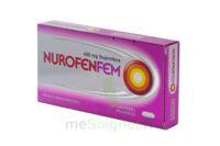 Nurofenfem 400 Mg, Comprimé Pelliculé à Blere