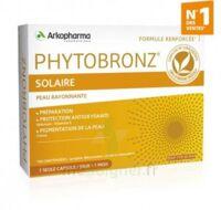 Phytobronz Solaire Caps Tous Types De Peaux 2b/30 à Blere