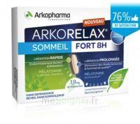 Arkorelax Sommeil Fort 8h Comprimés B/15 à Blere
