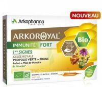 Arkoroyal Immunité Fort Solution Buvable 20 Ampoules/10ml à Blere