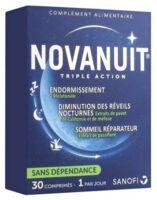 Novanuit Triple Action Comprimés B/30 à Blere