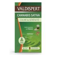 Valdispert Cannabis Sativa Caps Liquide B/24 à Blere