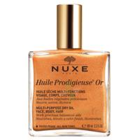 Huile Prodigieuse® Or - Huile Sèche Multi-fonctions Visage, Corps, Cheveux100ml à Blere