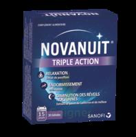 Novanuit Triple Action Gélules B/30 à Blere
