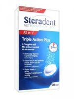 Steradent Triple Action, Tube 30, Bt 3 à Blere
