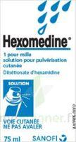Hexomedine 1 Pour Mille, Solution Pour Pulvérisation Cutanée En Flacon Pressurisé à Blere