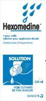 Hexomedine 1 Pour Mille S Appl Loc Fl/250ml à Blere