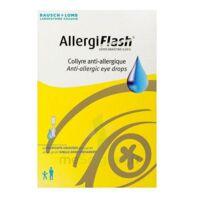 Allergiflash 0,05 %, Collyre En Solution En Récipient Unidose à Blere