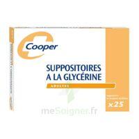 Suppositoires A La Glycerine Cooper Suppos En Récipient Multidose Adulte Sach/25 à Blere