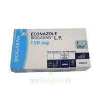 Econazole Biogaran L.p. 150 Mg, Ovule à Libération Prolongée à Blere