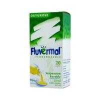Fluvermal 2 % Susp Buv Fl/30ml à Blere