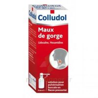 Colludol Solution Pour Pulvérisation Buccale En Flacon Pressurisé Fl/30 Ml + Embout Buccal à Blere