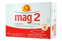 Mag 2 122 Mg S Buv En Ampoule Sans Sucre édulcoré à La Saccharine Sodique 30amp/10ml à Blere