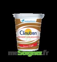 Clinutren Dessert Gourmand Nutriment Café 4cups/200g à Blere