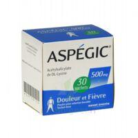 Aspegic 500 Mg, Poudre Pour Solution Buvable En Sachet-dose 30 à Blere