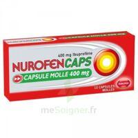 Nurofencaps 400 Mg Caps Molle Plq/10 à Blere