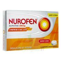 Nurofen 200 Mg, Comprimé Orodispersible à Blere