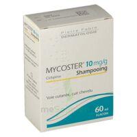 Mycoster 10 Mg/g Shampooing Fl/60ml à Blere