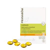 Pranarom Oleocaps 2 Caps Confort Gastro-intestinal à Blere
