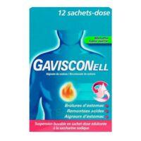 Gavisconell Suspension Buvable Sachet-dose Menthe Sans Sucre 12sach/10ml à Blere