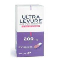 Ultra-levure 200 Mg Gélules Fl/30 à Blere
