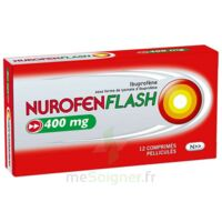 Nurofenflash 400 Mg Comprimés Pelliculés Plq/12 à Blere