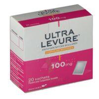 Ultra-levure 100 Mg Poudre Pour Suspension Buvable En Sachet B/20 à Blere