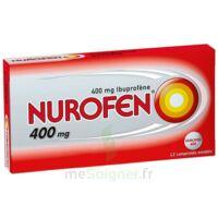Nurofen 400 Mg Comprimés Enrobés Plq/12 à Blere
