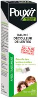 Pouxit Décolleur Lentes Baume 100g+peigne à Blere