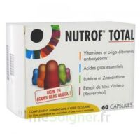 Nutrof Total Caps Visée Oculaire B/60 à Blere