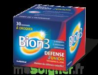 Bion 3 Défense Junior Comprimés à Croquer Framboise B/30 à Blere