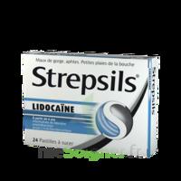 Strepsils Lidocaïne Pastilles Plq/24 à Blere