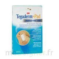Tegaderm + Pad, 9 Cm X 15 Cm , Bt 5 à Blere