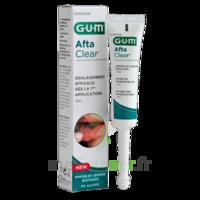 Gum Aftaclear Gel Aphtes Lésions Buccales 10ml à Blere