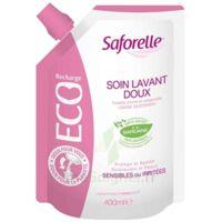Saforelle Solution Soin Lavant Doux Eco-recharge/400ml à Blere