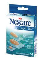 Nexcare Aqua 360° Pansements 3 Tailles B/14 à Blere
