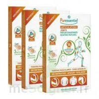 Puressentiel Articulations Et Muscles Patch Chauffant 14 Huiles Essentielles Lot De 3 à Blere