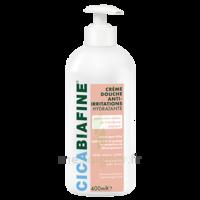 Cicabiafine Crème Douche Anti-irritations Bouteille Fl Pompe/400ml à Blere
