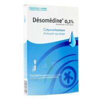 Desomedine 0,1 % Collyre Sol 10fl/0,6ml à Blere