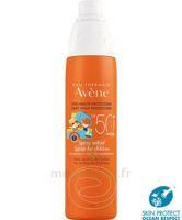 Avène Eau Thermale Solaire Spray Enfant 50+ 200ml à Blere